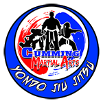 Cumming Martial Arts   Home of  Yondo  Jiu  Jitsu Logo